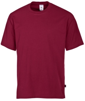 t shirt bordeaux