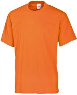t shirt oranje