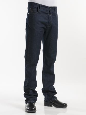 kokspantalon 19600 Jeans bleu denim 1