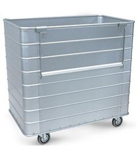 Wasgoedwagen voor vuilniszakken gesloten 203NR