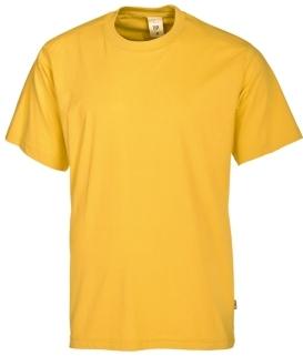 t shirt geel