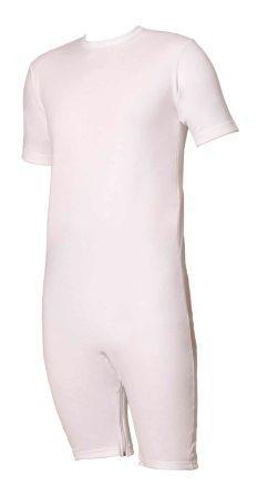 Hansop, tricot met ronde hals 2xrits (rug + benen)