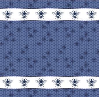 DDDDD-Honey 60x65cm blue tea towel.jpg
